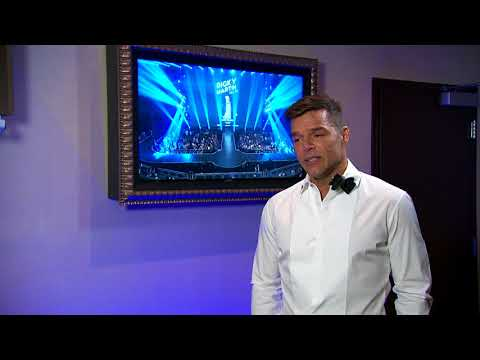 Macy's Fourth of July Fireworks Spectacular 2018  Interview Ricky Martin 2