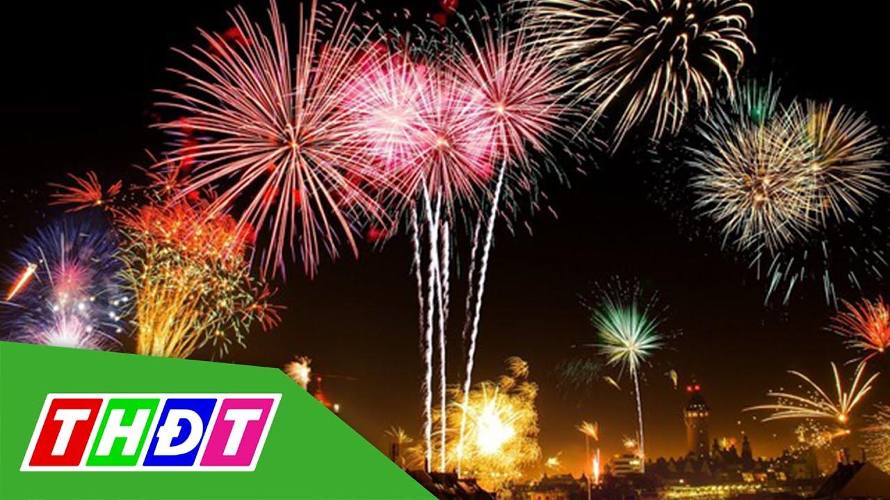 Chính thức cho phép bắn pháo hoa trong đám cưới, sinh nhật từ 11/1/2021 | THDT
