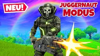 Der JUGGERNAUT MODUS in Fortnite!