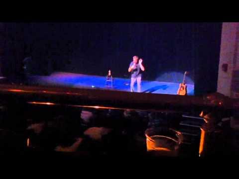 Tom Green rap 9/10/10