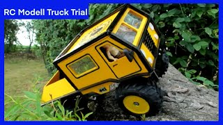 Taigawolf 442 - Modell Truck Trial