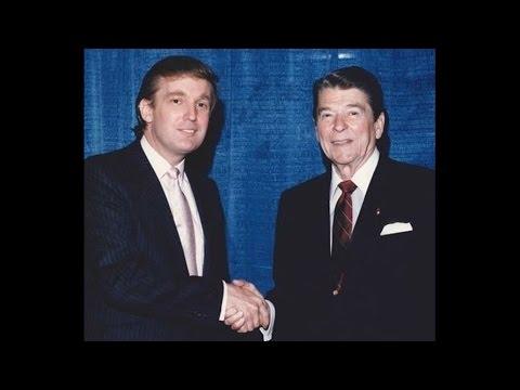Blue Collar Billionaire? Trump Sells Reaganomics as Economic Populism