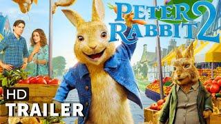Peter Rabbit 2: Un Birbante in Fuga   Trailer ITA (2021) Film d'Animazione