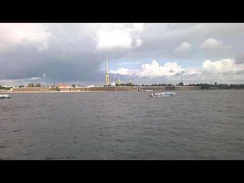 Санкт-Петербург. Дворцовая набережнaя /  Saint Petersburg. Palace Embankment,  13.07.2016., 10:21