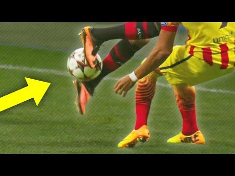 Top 10 Rainbow Flicks In Football