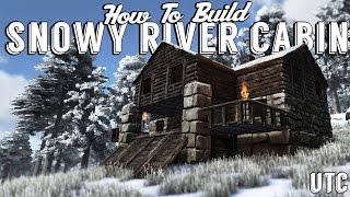 The Winter Cabin :: Ark House Design :: Snowy River Cabin Build Guide ::  UTC Building Tutorial