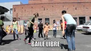 Pasos del Baile- Trabajadoras del Hogar Demanden Respeto!