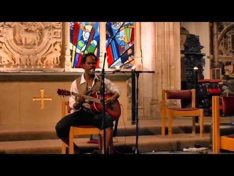 Omer Makessa - Denise Rowe - Kayali Roots - St Stephens Church, Bristol - 6 May 2011