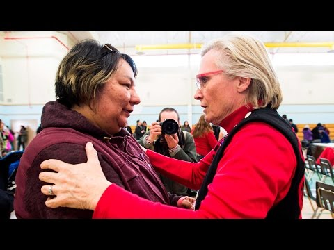 Carolyn Bennett talks about her visit to Attawapiskat