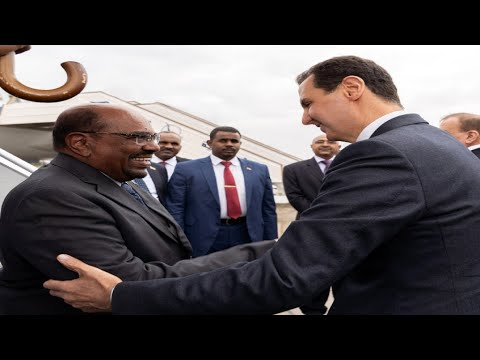 الرئيس السوداني يصل دمشق في أول زيارة لرئيس عربي إلى سوريا منذ 2011  - نشر قبل 26 دقيقة