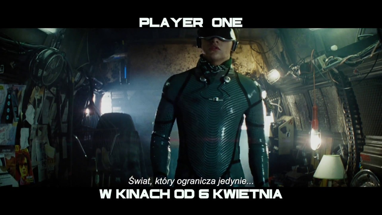 PLAYER ONE – SPOT 30s Legendary