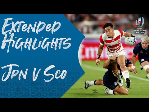 extended-highlights:-japan-28-21-scotland---rugby-world-cup-2019