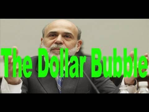The Dollar Bubble