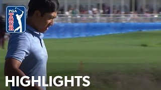 C.T. Pan's Round 4 highlights from RBC Heritage 2019