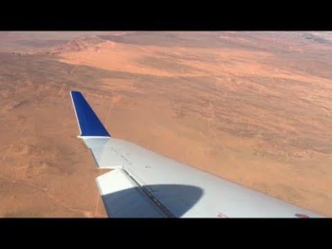 SkyWest CRJ-200 Landing in St. George Regional Airport | St. George, Utah