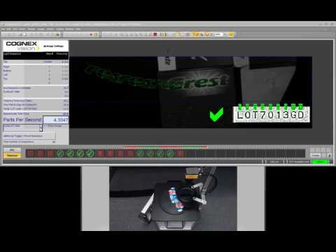 Cognex Surface FX Feature Extraction Technology