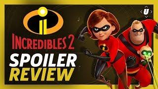 The Incredibles 2 Spoiler Talk