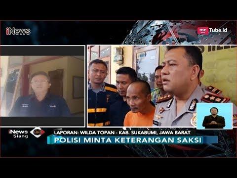 Siksa dan Cabuli 12 Bocah, Pelaku Terancam Hukuman 14 Tahun Penjara - iNews Siang 26/09