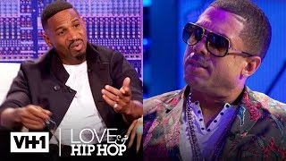 Stevie & Benzino's Epic Rumble | S3 Reunion | Love & Hip Hop: Atlanta