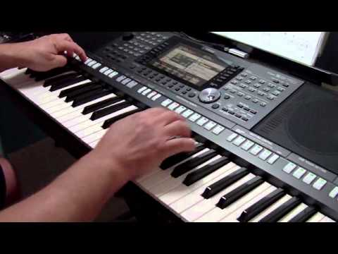 le freak yamaha psr s970 youtube. Black Bedroom Furniture Sets. Home Design Ideas