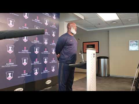 Lovie Smith - pre-Maryland 10/22/18