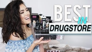 The BEST Drugstore Products by Category (2017) | Melissa Alatorre thumbnail