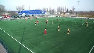 Футбол | ПФЛ | Друга ліга | ФК Арсенал-Київщина - ФСК Буковина | 23 Тур | 4K