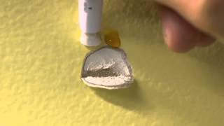 3m™ Leadcheck™ Swab Demo On Painted Plaster And Drywall Surfaces