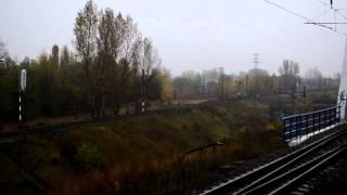 На польском поезде