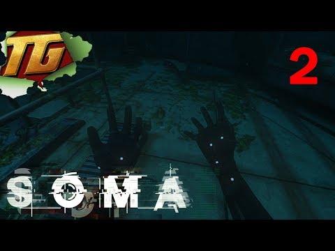 ЧТО ЗДЕСЬ ПРОИСХОДИТ? ➤ SOMA ➤ Прохождение #2