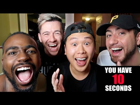 YOU ONLY HAVE 10 SECONDS...
