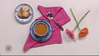 Choumicha : Soupe de légumes au poisson