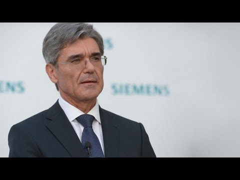 Video Message Joe Kaeser, CEO Siemens AG