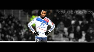 Alexandre Lacazette |Goal Machine| Lyon - Skills Dribbling Goals |HD|