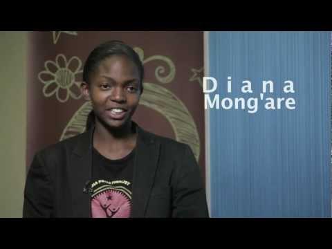 Meet Diana - 2012 Anzisha Prize 1st Runner Up