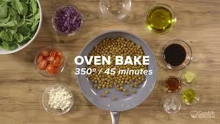 GoodLife Kitchen Protein Alternatives: Chickpeas