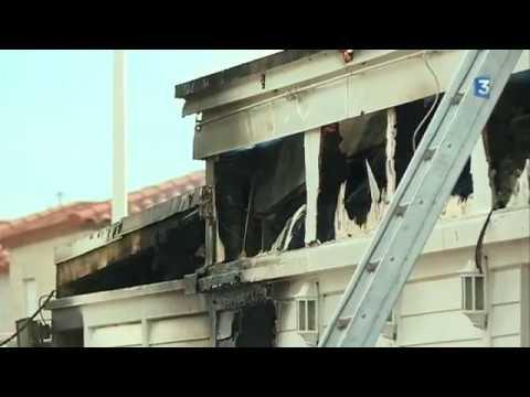 Perpignan : incendie d'un restaurant Buffalo Grill