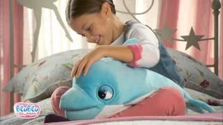 Pliš beba delfin Blu Blu(, 2015-10-29T12:19:15.000Z)