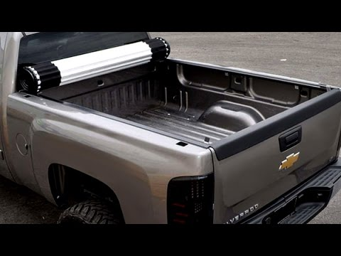 Bak Roll X Rolling Tonneau Cover Installation On Chevy