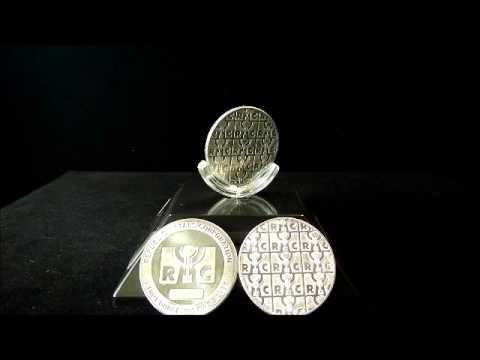 1 Ounce Silver Rounds Republic Metals Corporation sold by The Phoenix Gold Corp.
