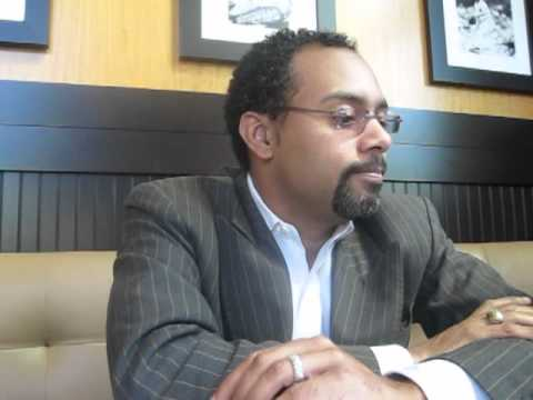 Rodney Sampson shares his vision with Muhammad Siddique Joint Venture Broker