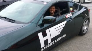 orion haggard garage s test drive after custom tune