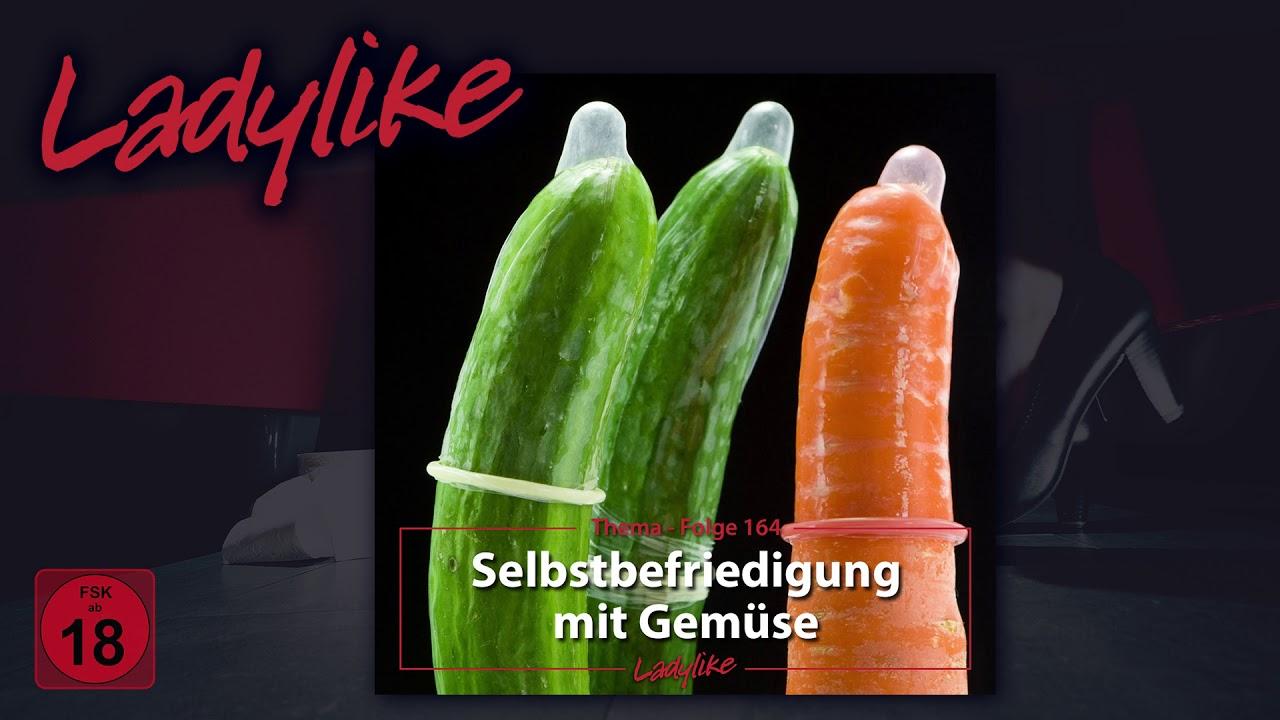 Selbstbefriedigung Mit Gemüse