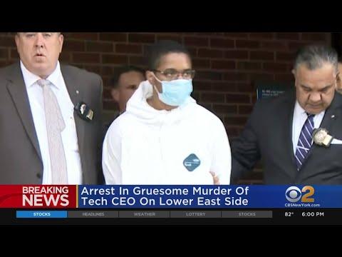 Man Arrested In Gruesome Murder Of Tech CEO On Lower East Side