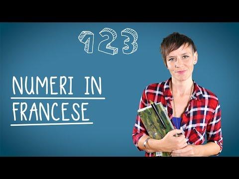 Instant Francese - I numeri in francese