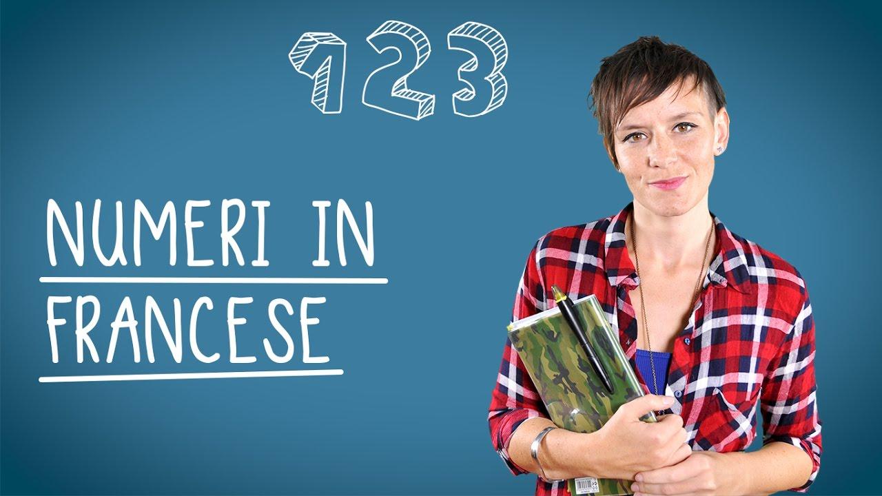 Numeri in francese – come si scrivono – I fatti nostri ...