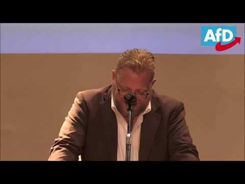 AfD-Wahlkampfveranstaltung mit Joana Cotar und Albrecht Glaser in Frankfurt/M. (11.08.2017)