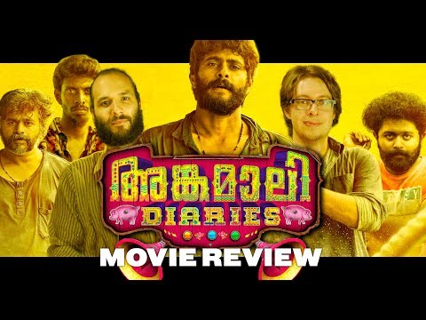 Angamaly Diaries - Movie Review