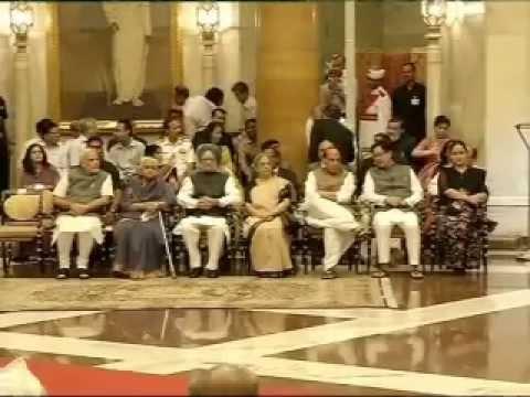PM Modi meets president Pranab Mukherjee at President house Exclusive