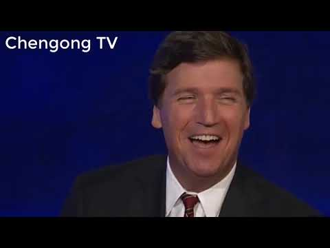 Q&A with Tucker Carlson about his book, Ship of Fools